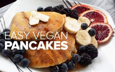easy-vegan-pancakes