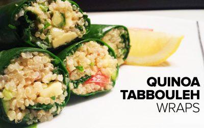 Quinoa-tabbouleh