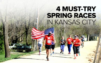 Spring races in Kansas City